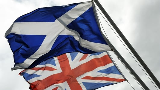 Who won last night's Scottish independence debate?
