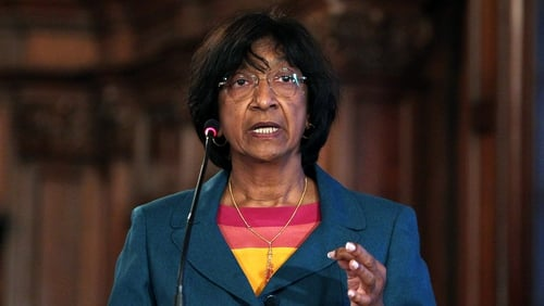 Ms Pillay said the crimes included mass executions of prisoners