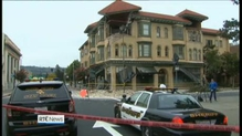 Clean-up begins after California earthquake