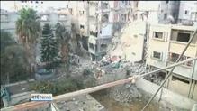 At least eight killed in Israeli strikes on Gaza