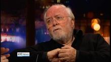 Tributes paid to Richard Attenborough