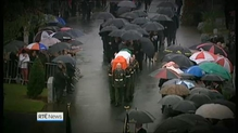 Montage: State funeral of Albert Reynolds