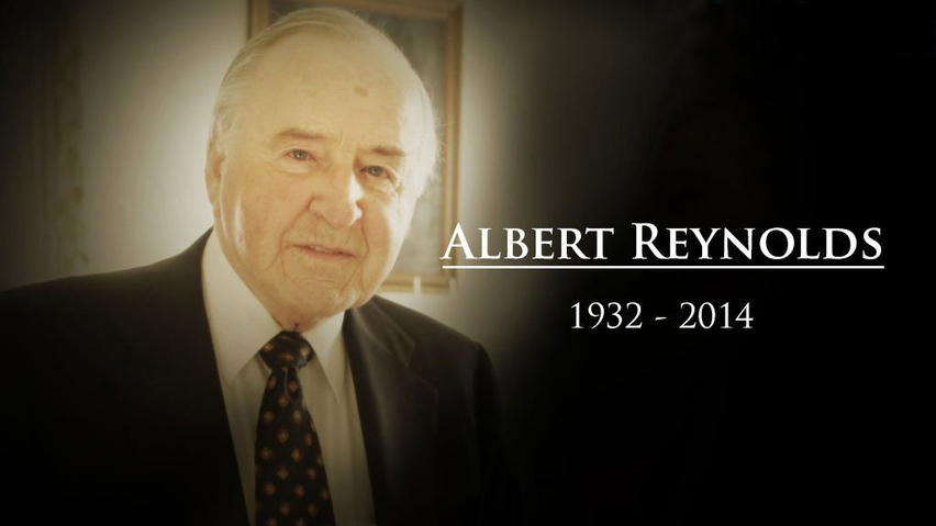 The State Funeral of Albert Reynolds