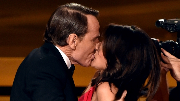 Cranston - Kissing with confidence indeed