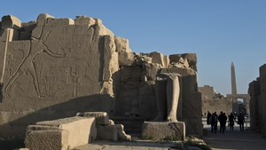 Luxor is a popular city for tourists