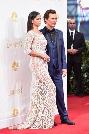 Camila Alves and Matthew McConaughey