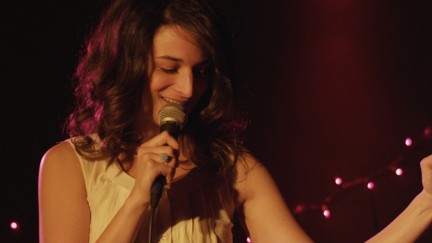 Jenny Slate plays a stand-up comedian who faces a big decision