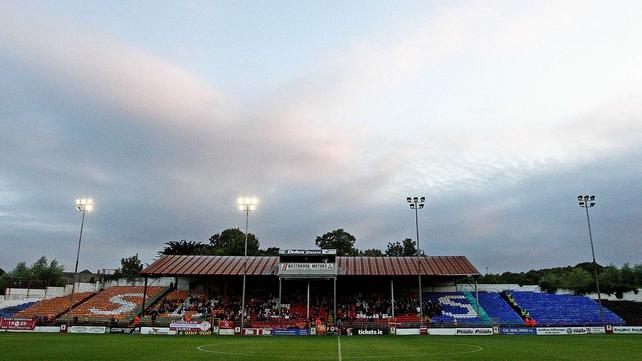 Tolka Park floodlights failed for tonight's FAI Ford Cup replay