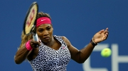 Serena Williams was in devastating form