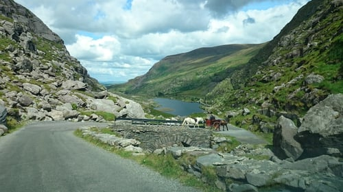 Valerie Walsh sent in this photo of the Gap of Dunloe in Co Kerry