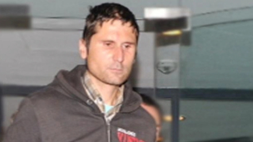 Marius Sarzynski was charged with murdering his wife in September 2013
