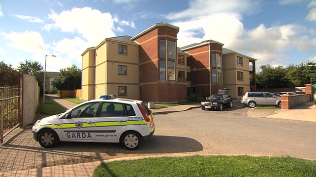 Aleksandra Sarzynski died in an apartment in Bective House in Beaufort Place, Navan