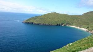 Keel beach on Achill Island (Pic: Arun Harikumar)