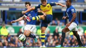 Oliver Giroud will be out of action until next year