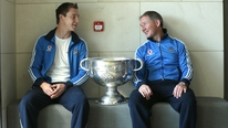 Marty Morrissey reports from the Dublin camp ahead of the All-Ireland semi-final against Donegal