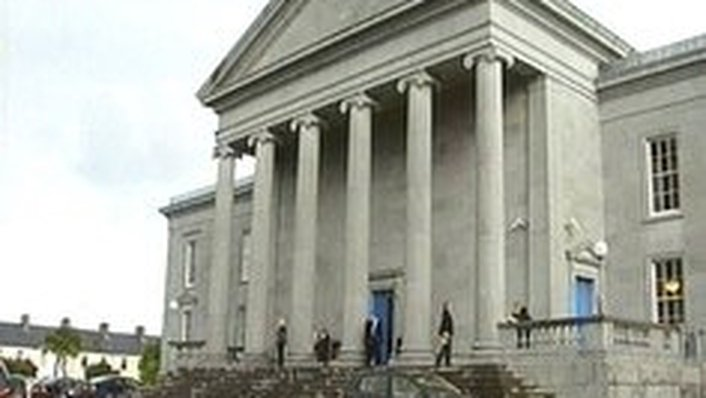 Courthouse attacked in Co Clare