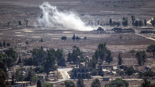 Will Irish troops stay at the Golan Heights?