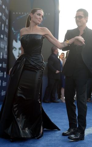 Angelina Jolie and Brad Pitt finally tied the knot