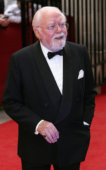Actor and film director Richard Attenborough passed away, aged 90