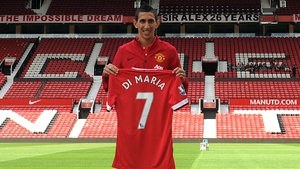 Angel di Maria became Premier League's record signing at £59.7m