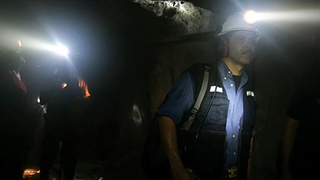 Teams are trying to get to the miners (Pic: Hemco website)