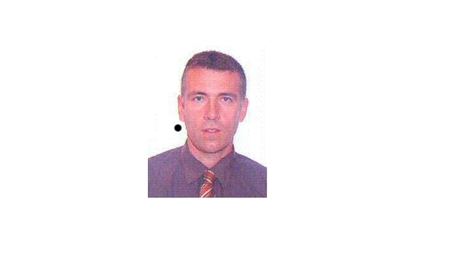 Ashya's father, 51-year-old Brett King, who is believed to have taken Asha from hospital (pic: Hampshire Police)