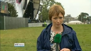 One News: Electric Picnic getting under way