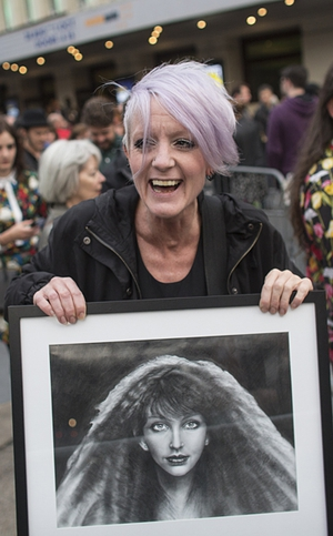Fans converge on London as Kate Bush plays live for the first time since 1979