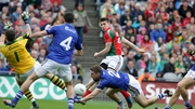 Kerry and Mayo served up an enthralling contest in the drawn encounter