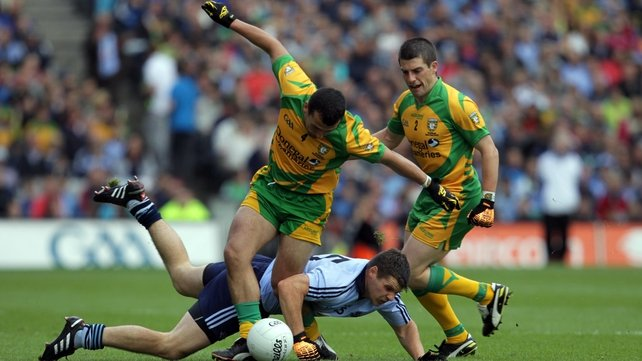 Donegal and Dublin do battle again at the semi-final stage