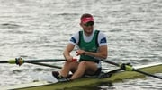 Paul O'Donovan is through to the final of the Lightweight Men's Single Sculls