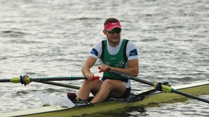 Paul O'Donovan is through to the final of the lightweight sculls