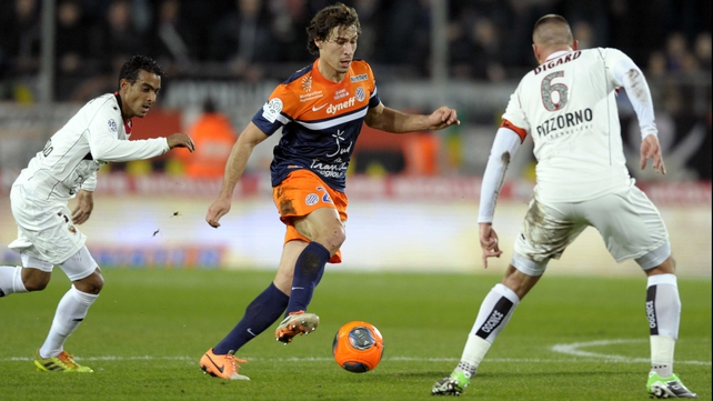 Benjamin Stambouli has spent his entire career at Montpellier
