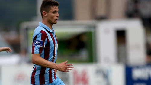 Gavan Holohan was on the scoresheet for Drogs