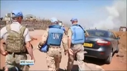 Nine News: Minister says he will insist UN re-evaluate Golan Heights mission
