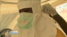 Hopes raised for breathrough Ebola treatment