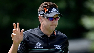 Ian Poulter was taken aback by Ted Bishop's jibe
