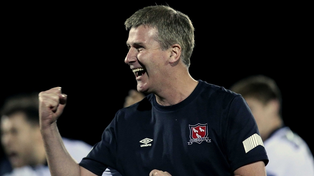 Stephen Kenny's side are closing on the league title