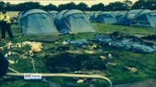 Woman injured in tent fire at Electric Picnic