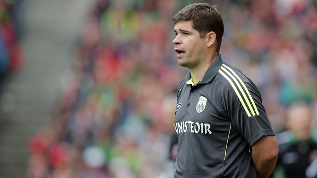 Eamonn Fitzmaurice's side will play Dublin or Donegal in the final