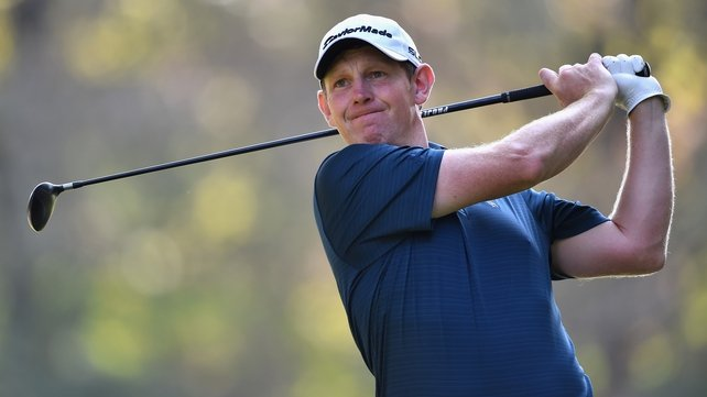 Stephen Gallacher is looking to dislodge Graeme McDowell from Ryder Cup automatic spot