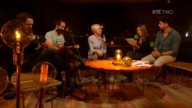 Ham Sandwich answer some fan questions on RTÉ Two