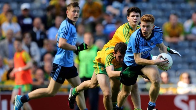 Donegal will now play Kerry in the minor final