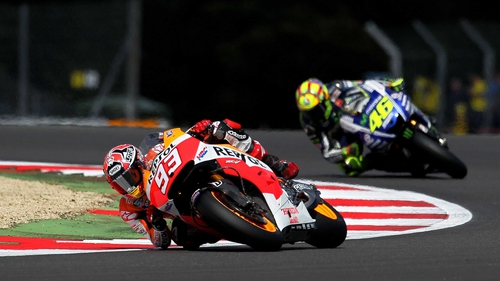 Marc Marquez has won 11 of the 12 races in this year's championship