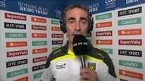 Donegal manager Jim McGuinness on his delight at reaching another All-Ireland final