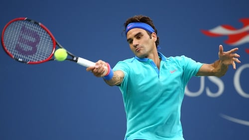 Roger Federer recovered from poor opening set