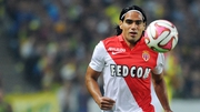 Radamel Falcao looks set for a loan move to Manchester United in the day's first big deal