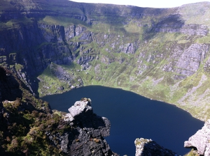 Coumshingaun in the Comeraghs, Co Waterford (Pic: John Curran)