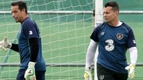 Ireland manager Martin O'Neill on the return of Shay Given to the international fold