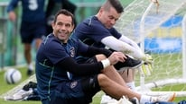 Shay Given is back in the Ireland international fold two years after retiring